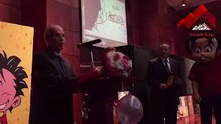 مجلة علاء الدين تحتفل بيوبيلها الفضي