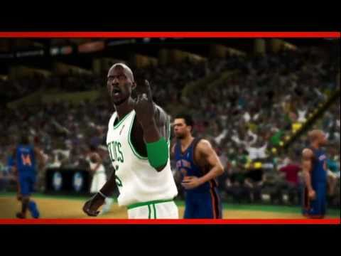 NBA 2K12 Finals Commercial