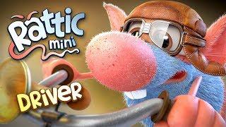 Rattic mini - Šofér