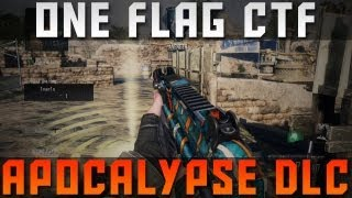 "BO2 NEW GAME MODE! ""One Flag CTF"" Explained (Apocalypse DLC)"