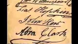 The Declaration Of Independence ! Our Lives, Our Fortunes
