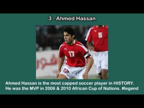 10 Best Egyptian Soccer Players Ever