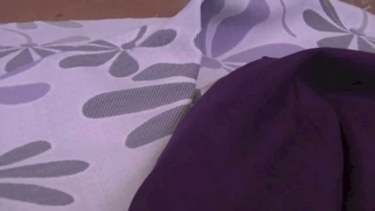 Como hacer un cubrelecho para cama doble parte 1 youtube - Como hacer cabezales de cama ...