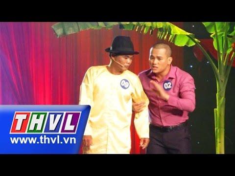 THVL | Cười xuyên Việt (Tập 4) - Vòng chung kết 2: Làm rể miền Tây - Phan Phúc Thắng, Lưu Văn Dũng