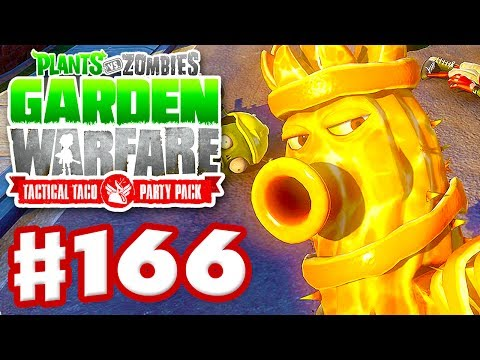 Plants vs. Zombies: Garden Warfare - Gameplay Walkthrough Part 166 - Rank 100! (Xbox One)