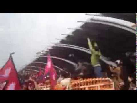 Nepal welcomes Nepal Cricket team back from T20 WorldCup ! video 1