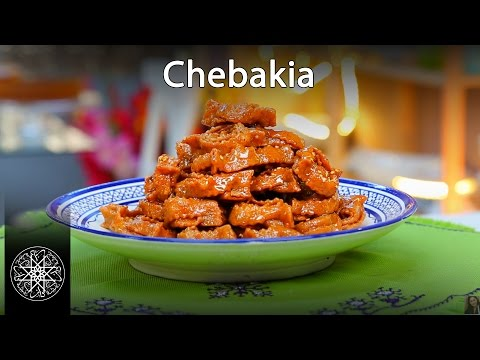 Choumicha m 39 kharqa chebakia vf - Cuisine choumicha youtube ...