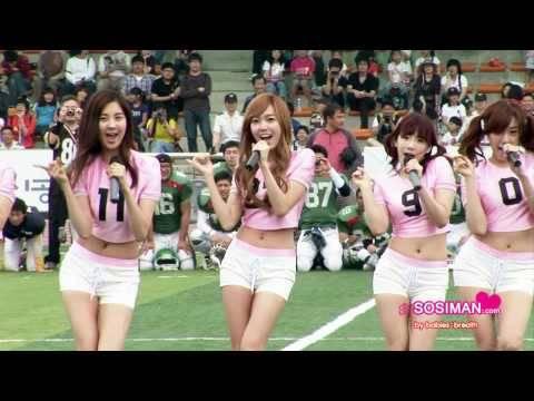 [Fancam] 100522 Jessica SNSD - Oh!@Namyangju Central Stadium