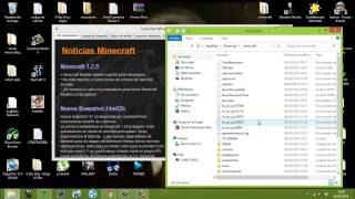Minecraft Pack De Mods 1.7.2 / NO PREMIUM + Como Instalar