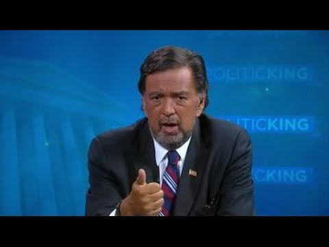 Bill Richardson Blames the Tea Party for the Immigration Crisis on the U.S. Southern Border