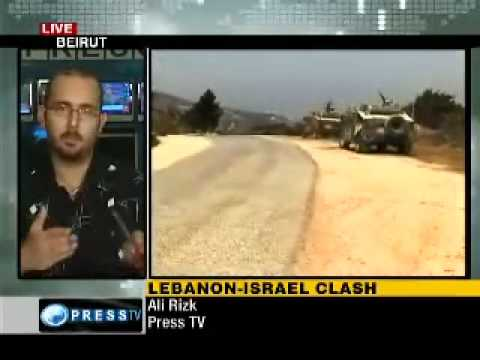 Lebanon - israel Clash Kills Four