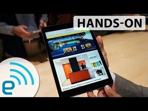 Video thực tế về iPad Air