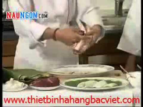 Hướng dẫn nấu các món nướng đơn giản