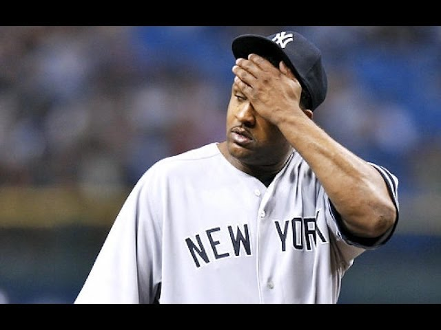 New York Yankees manager Joe Girardi talks about CC Sabathia's outing against Boston Red Sox