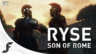 Ryse Son of Rome Walkthrough Part 7 - The Epic conclusion!