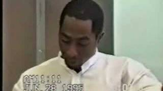 2PAC Interview by Judge