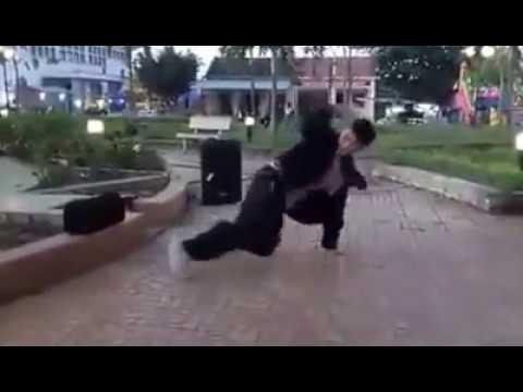 Tập nhảy Hip Hop-BBoy đơn giản