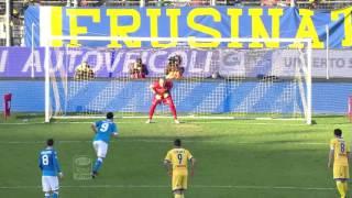 Frosinone-Napoli 1-5 -19a Giornata Serie A TIM 15/16 - Highlights