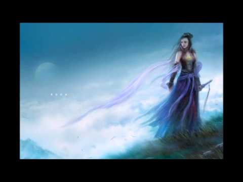 Beautiful Chinese Music - Chinese Zither and Bamboo Flute 2