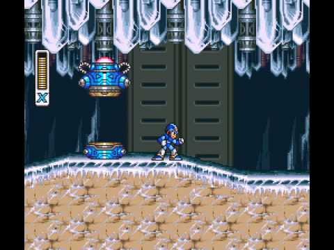 Mega Man X - Chill Penguin Stage - User video
