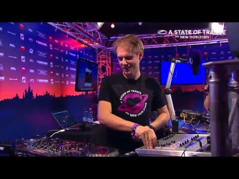 Armin van Buuren presents Gaia - Empire of Hearts (Live At A State Of Trance 650 Moscow)