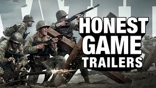 CALL OF DUTY: WW2 (Honest Game Trailers)