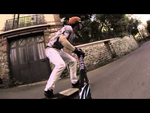 Laurent Perigault † Raw Run (kahuna - bigstick)