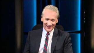 Bill Maher Tells Obama About Gay Marriage