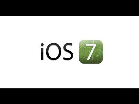 iOS 7 Released