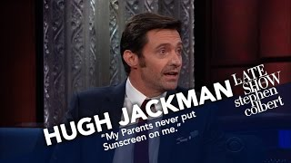 Hugh Jackman Is Nothing Like Wolverine, Says His Son