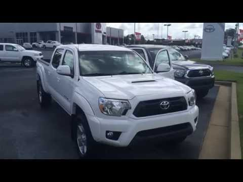 Danny's 2015 Toyota Tacoma TRD Sport 4x4 Longbed!