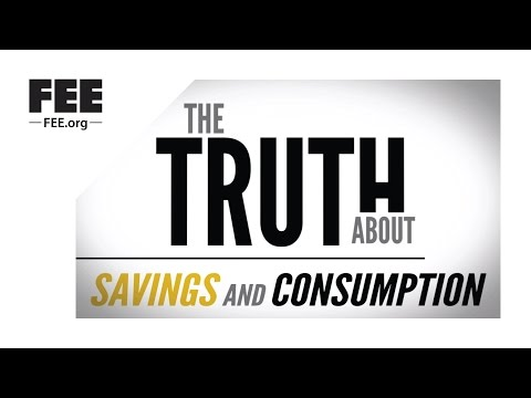 The Truth about Savings and Consumption