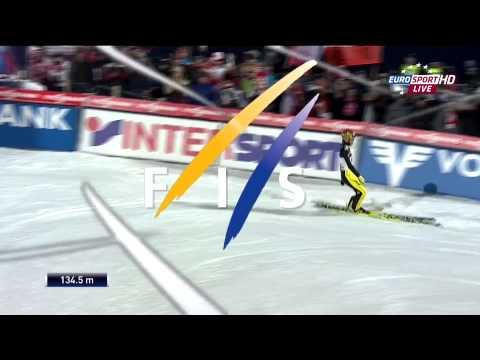 Noriaki Kasai 134,5m Lillehammer HS138