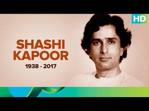 Tribute to Bollywood Evergreen Actor Shashi Kapoor