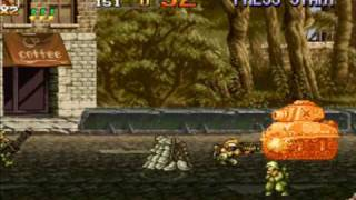 Metal Slug Collection PC view on youtube.com tube online.