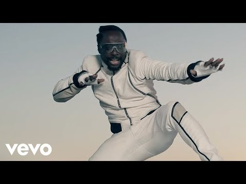Will.i.Am ft. Mick Jagger & Jennifer Lopez - T.H.E (The Hardest Ever)