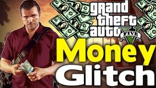 GTA 5 UNLIMITED MONEY GLITCH (How To / Tutorial) [GTA V