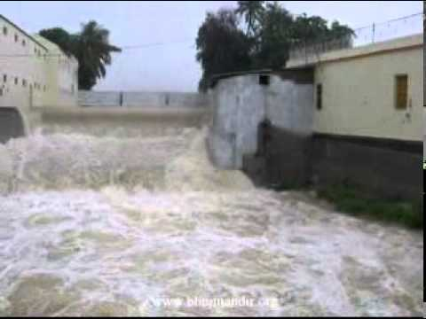 Monsoon Rain in Bhuj on 6th Sep 2011