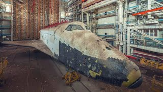 Explorers Broke Into A Russian Military Base And Found The Ruins Of A Space Shuttle