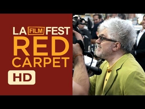Los Angeles Film Festival: Red Carpet Interviews