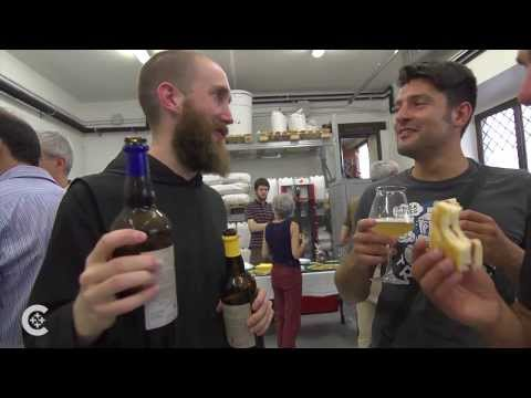 Beer-brewing monks celebrate 1 year of production