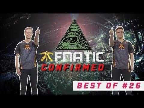 BEST OF LOL #26 - /!\ ?? Fnatic = Illuminati ?? /!\