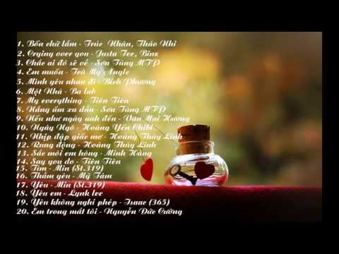 Những bài hát Việt Nam về tình yêu hay và vui nhộn