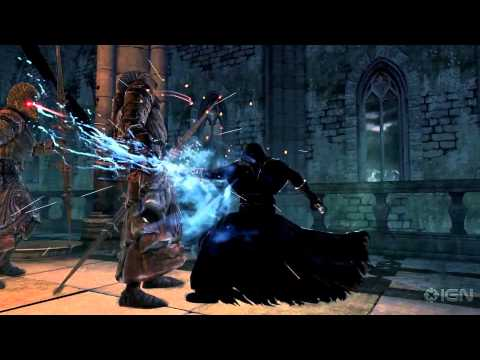 Dark Souls II TGS 2013 Trailer