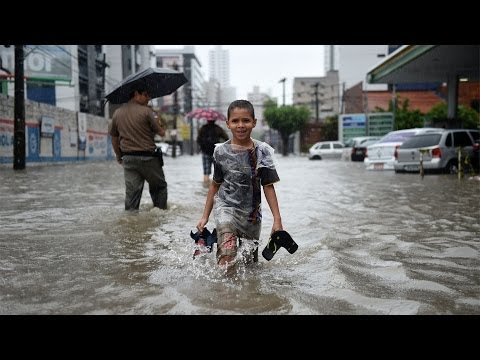 Photos of the Day - Brazil Floods During World Cup