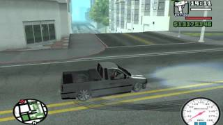 GTA San Saveiro G3 turbo (Com som novo)