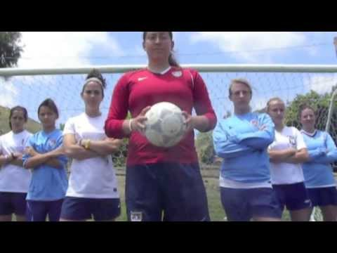 We are the US Deaf Women's National Team