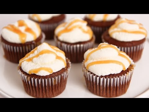 Salted Caramel Chocolate Cupcakes Recipe