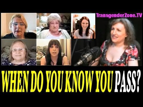 Transgender Zone VLOG Episode #49 April 14th, 2014 - The moment you know you pass!