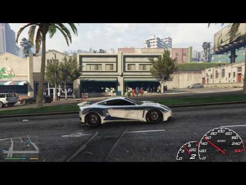 Siêu Xe Trong GTA V Tập 12 | Siêu Xe Ferrari 458 Độ Cực Mạnh - ThanhTrungGM